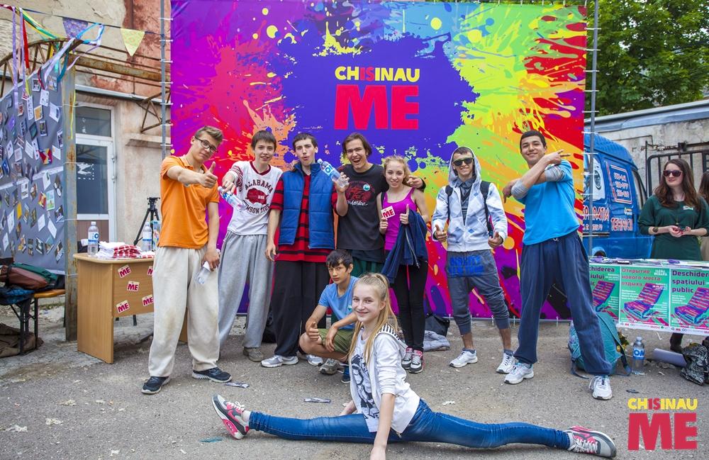 Chisinau is ME в гостях у YardSale #37